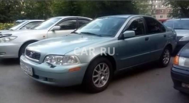 Volvo S40, Барнаул