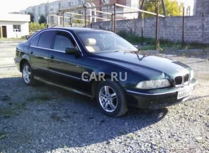 BMW 5-series, Ачинск