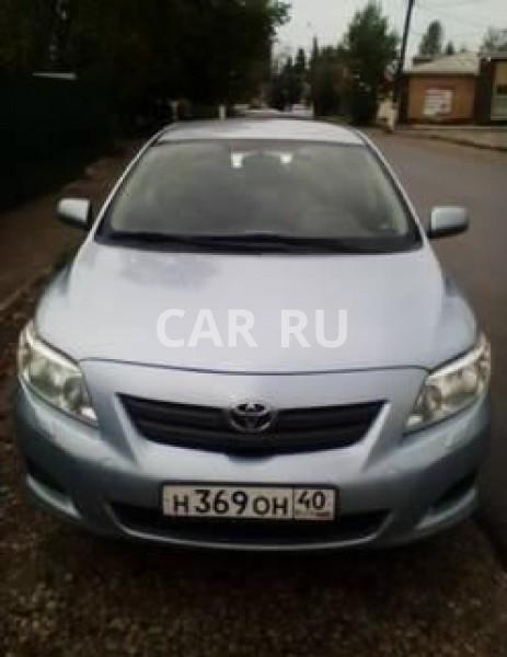 Toyota Corolla, Бабынино