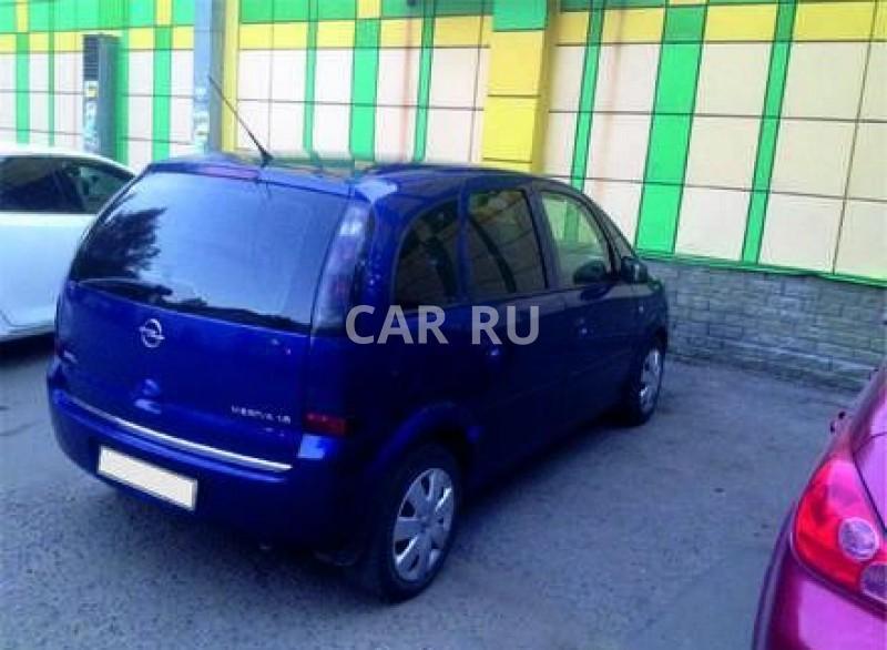 Opel Meriva, Барнаул