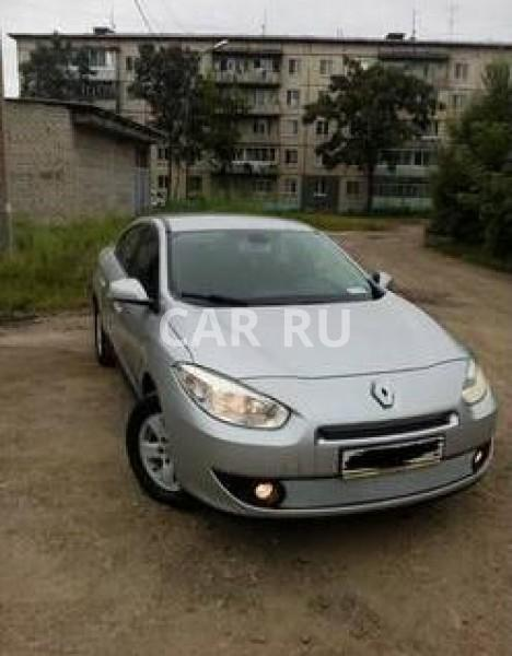 Renault Fluence, Арсеньев