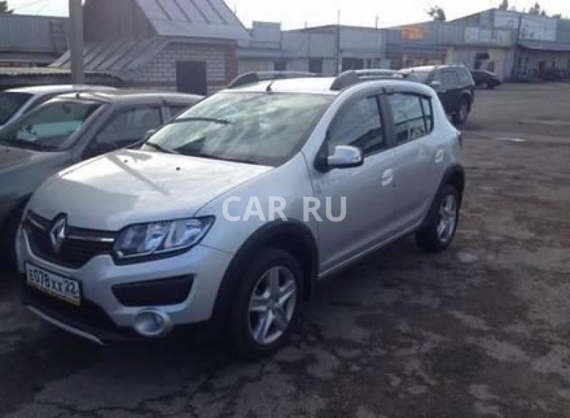 Renault Sandero Stepway, Барнаул