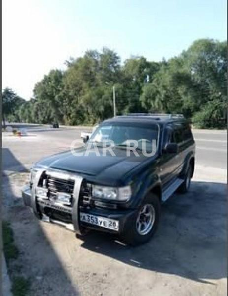 Toyota Land Cruiser, Белогорск