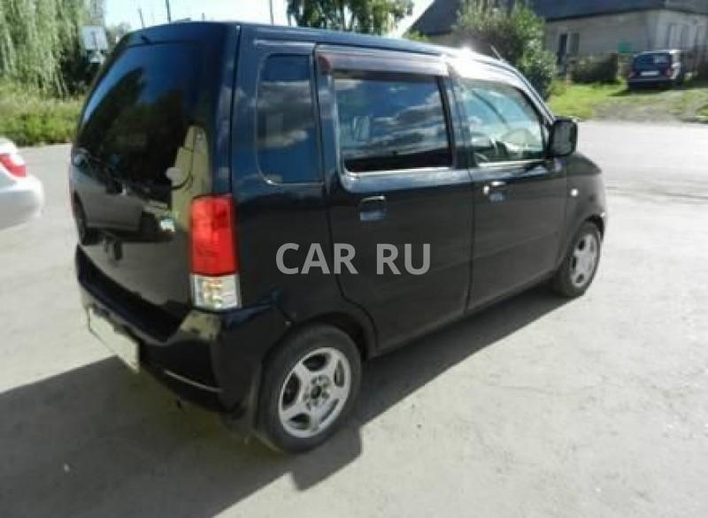 Suzuki Wagon R, Барнаул