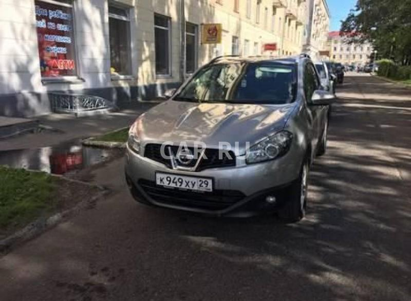 Nissan Qashqai+2, Архангельск