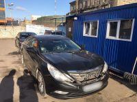 Hyundai Sonata, 2011 г. в городе Санкт-Петербург