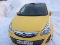 Opel Corsa, 2011 г. в городе Мурманск