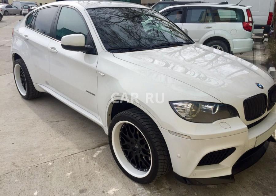BMW X6, Сочи