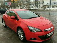 Opel Astra GTC, 2012 г. в городе Иваново