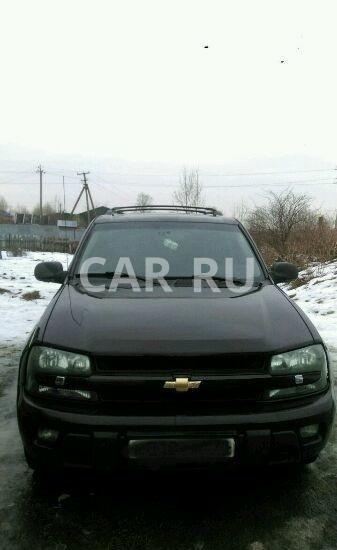 Chevrolet TrailBlazer, Санкт-Петербург