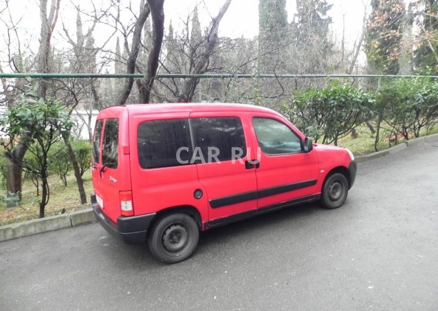 Citroen Berlingo, Севастополь