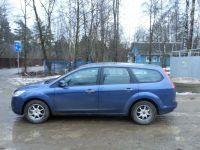 Ford Focus, 2010 г. в городе Москва