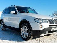 BMW X3, 2008 г. в городе Саров