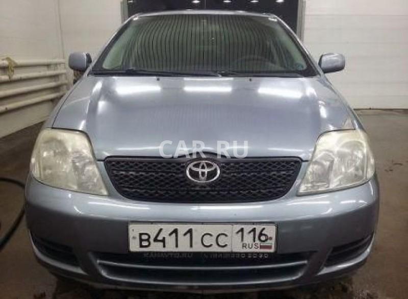 Toyota corolla 2004 price