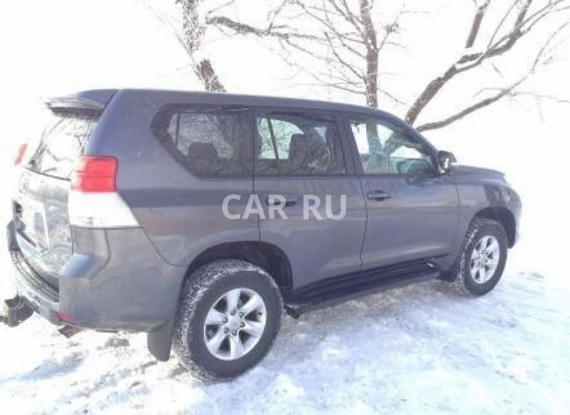 75b00422d66d Toyota Land Cruiser Prado 2012 купить в Воронеже, цена 1870000 руб ...
