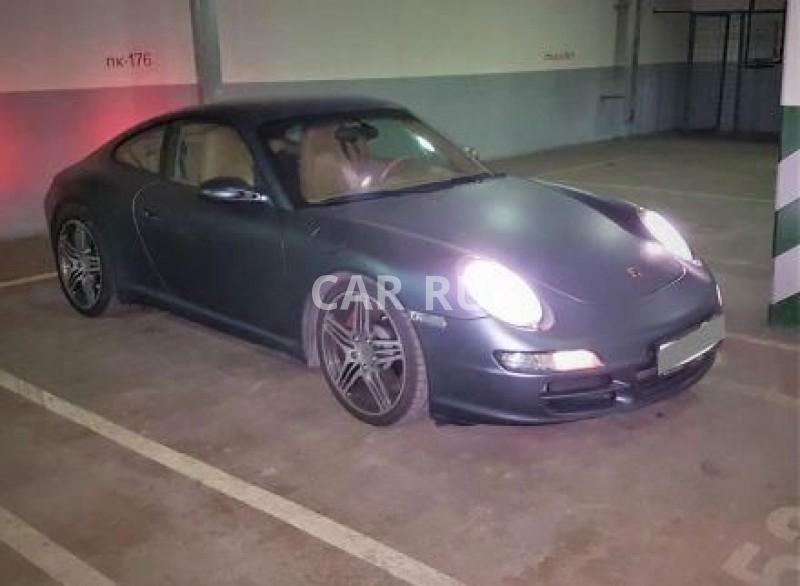 Porsche 911, Москва