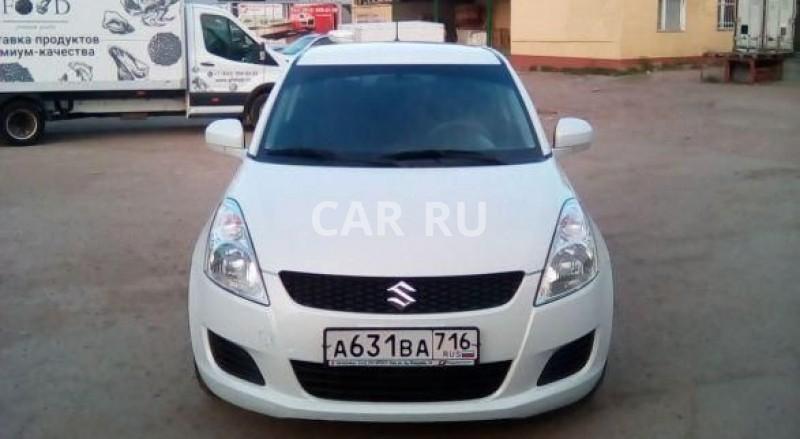 Suzuki Swift, Казань
