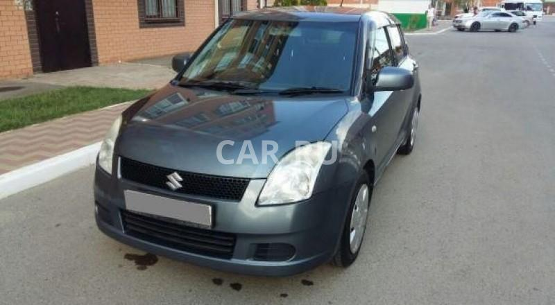 Suzuki Swift, Яблоновский