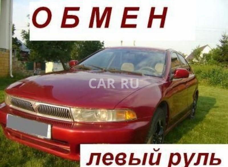 Mitsubishi Galant, Кемерово