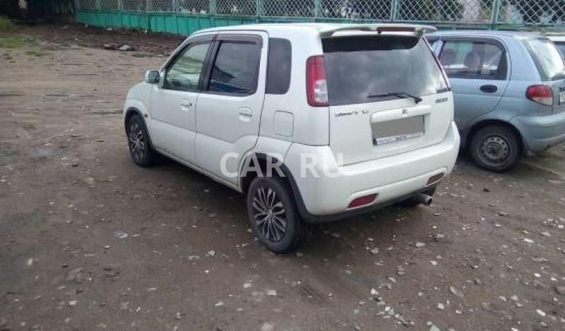 Suzuki Swift, Омск