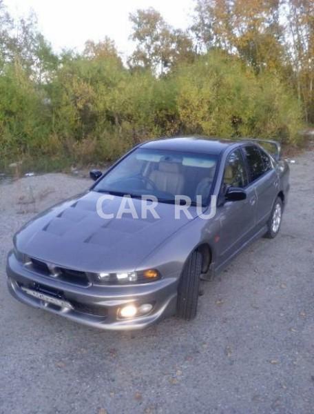 Mitsubishi Galant, Белогорск