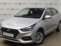 Hyundai Solaris, 2017 г. в городе Москва