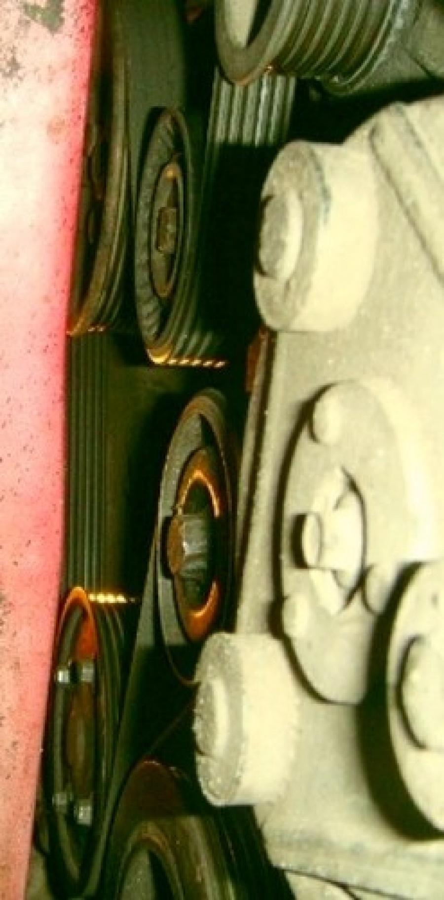 Замена ремня ГРМ на Ford Escort