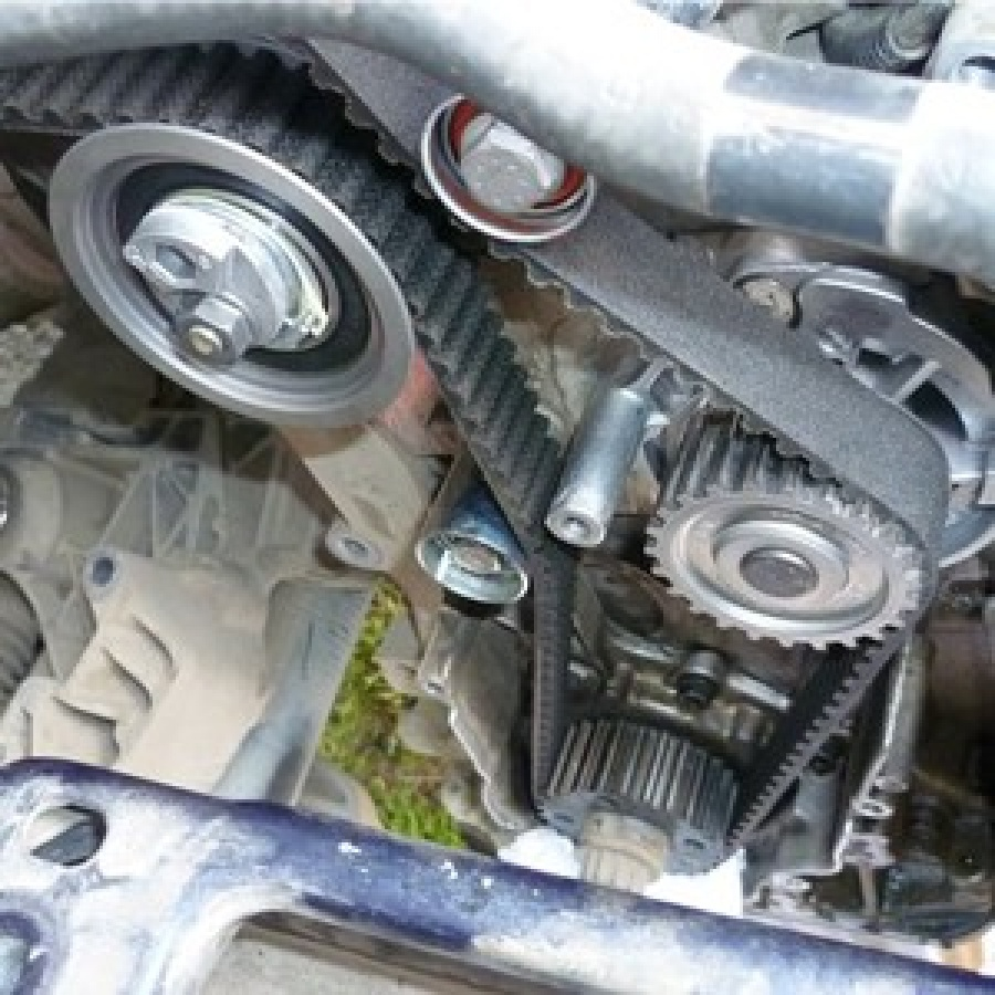 Замена ремня ГРМ Volkswagen Passat B6