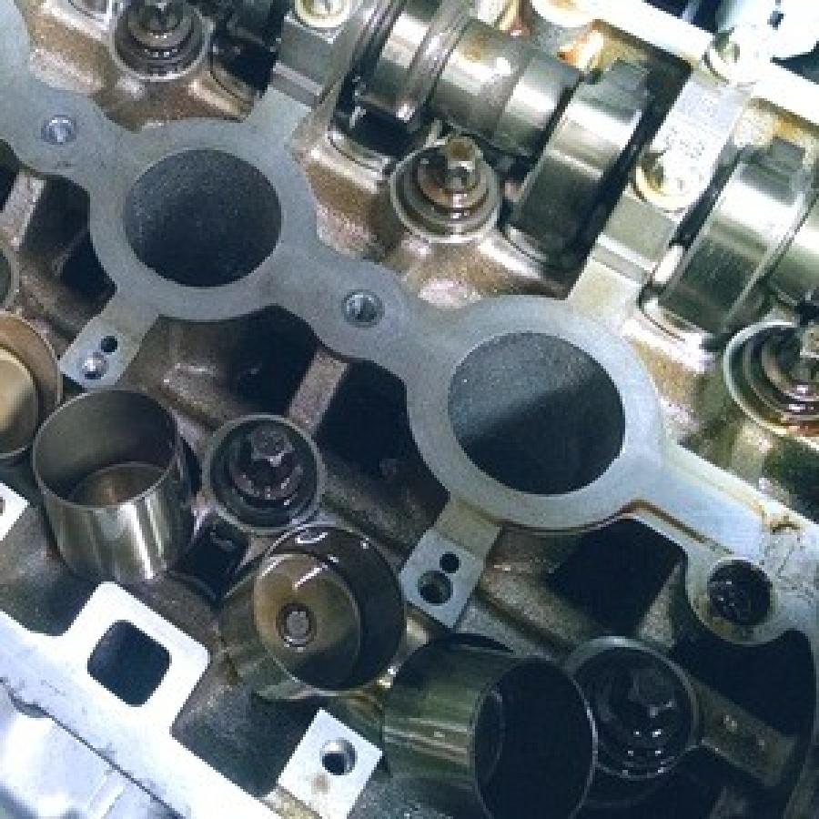 Регулировка клапанов в Chevrolet Aveo T300