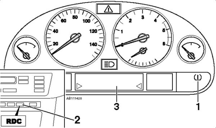 Перезагрузка системы BMW X5 после замены шин