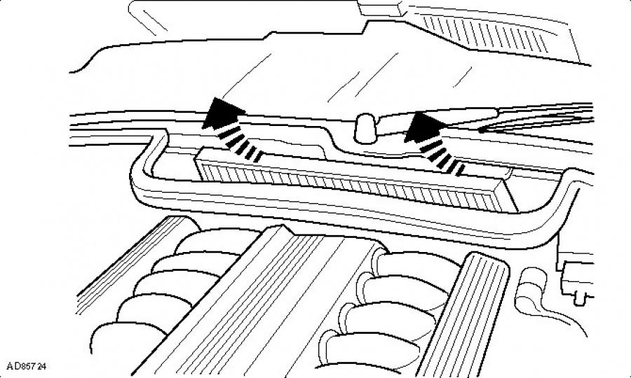 Салонный фильтр BMW X5 E53